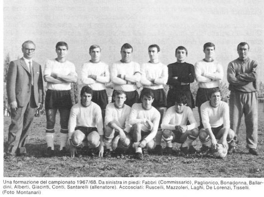 Forlì Football Club - La squadra del 1967/68