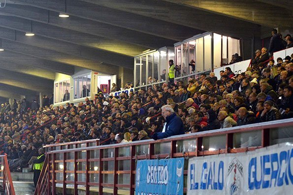 Forlì Football Club - Uno sguardo sulla tribuna dello stadio Morgagni