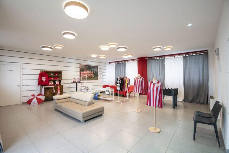 Casa Forlì - Ripresa diagonale dell'interno