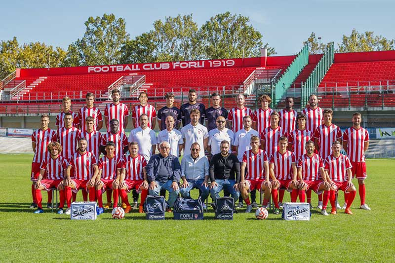 Forlì Football Club - Squadra 2019/2020