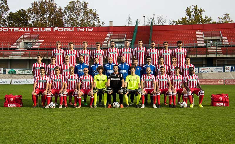 Forlì Football Club - Squadra stagione 2018 / 2019
