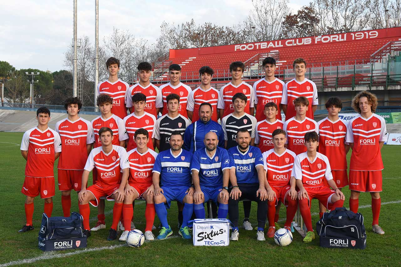 Formazione Forllì FC Allievi under 17 elite