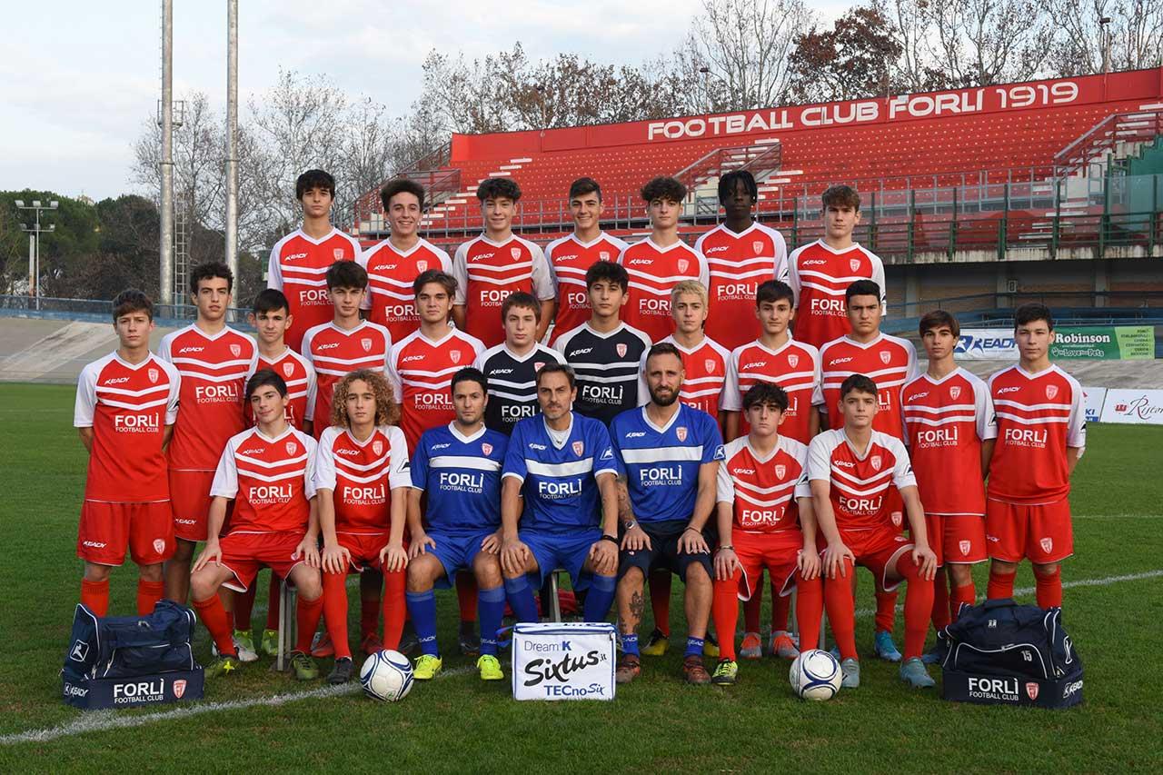 Formazione Forlì FC under 16 interprovinciali