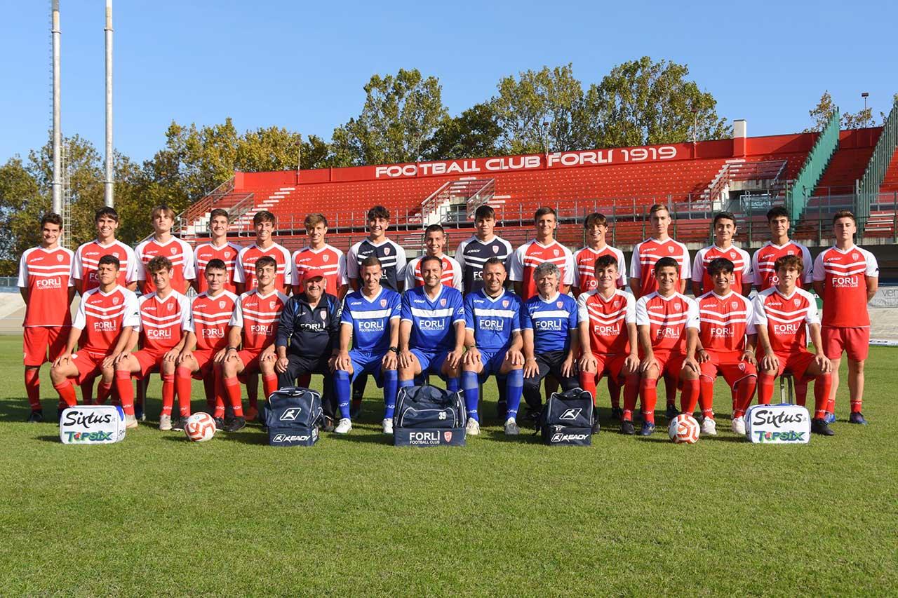Formazione Forlì FC Juniores