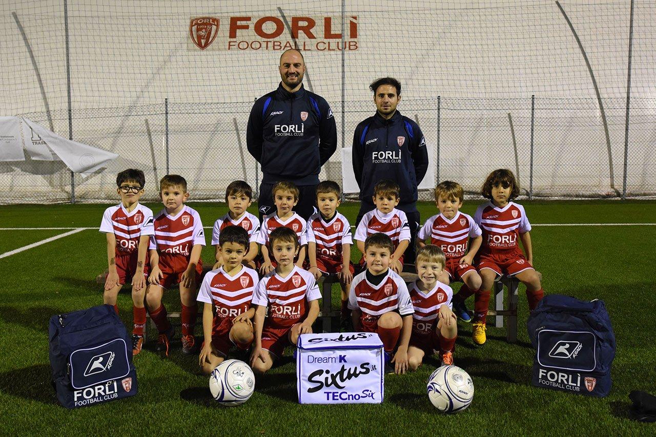 Forlì FC Piccoli Amici