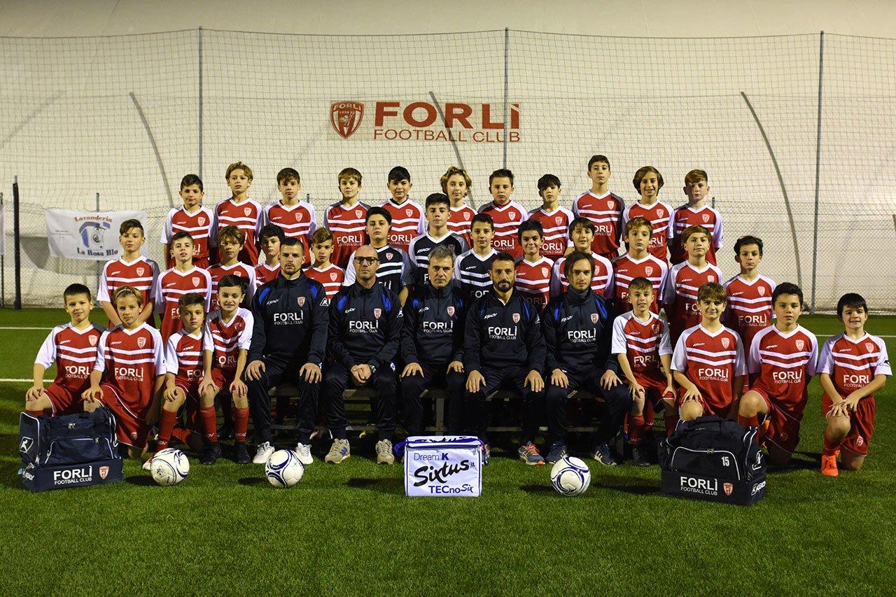 Formazione Forli FC Under 12
