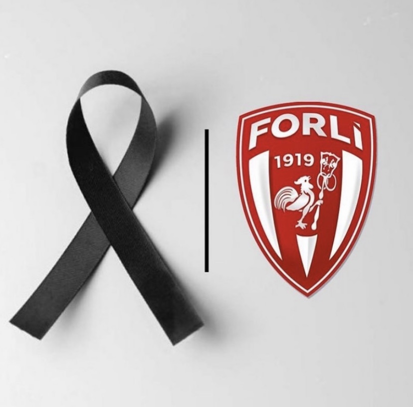 Lutto nel Forlì, la società piange la scomparsa di Paolo Spada.