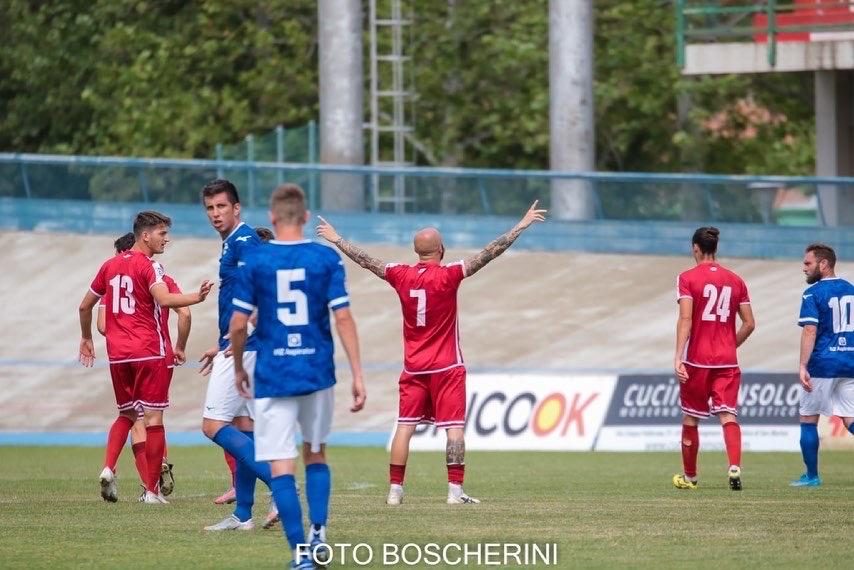 Un ispirato Manuel Pera trascina alla vittoria il Forlì, che batte per 3 a 2 il Mezzolara.